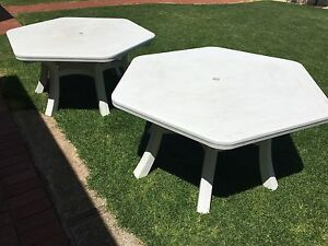Outdoor Table setting Mile End West Torrens Area Preview