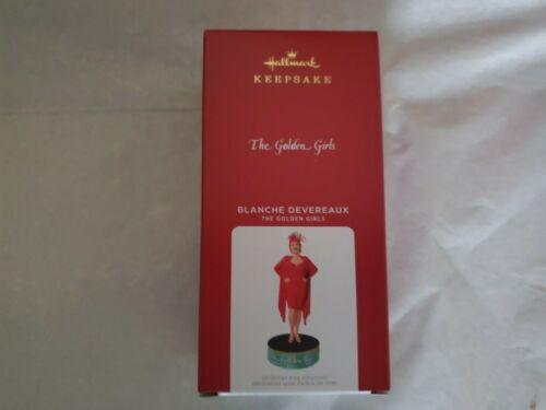 Hallmark 2021 Blanche Devereaux The Golden Girls Magic Sound Keepsake Ornament