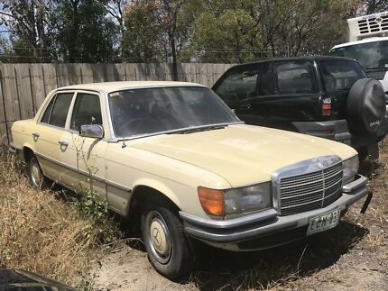 Mercedes 280 S/E Campbellfield Hume Area Preview