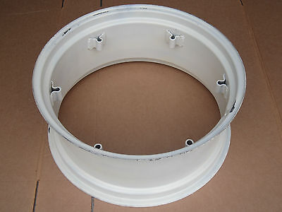 New Wheel Rim 12x28 6-loop Fits Ford Tractor 3300 3310 3400 3500 3600