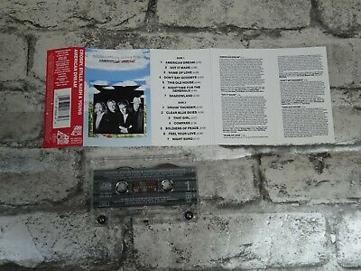 CROSBY, STILLS, NASH & YOUNG - American Dream BEST OF Cassette  Album