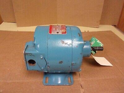 Blue General Electric 5bc42ab1729e Generator Tachometer 50 Vdc 1000 Rpm Max 5000