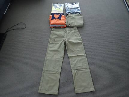 King Gee Hi Viz Shirts & Work Pants - Make an Offer