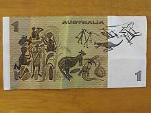 COLLECTABLE AUSTRALIAN $1 PAPER NOTE Alberton Port Adelaide Area Preview