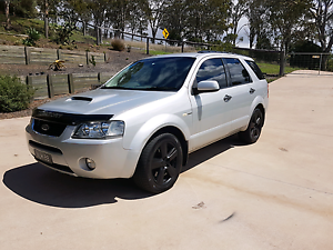 Ford territory turbo 265kw barra AWD Toowoomba Toowoomba City Preview