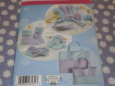 (SIMPLICITY 4495 SPA & BATH ACCESSORIES MITTS BOOTS TOTE PATTERN-UNCUT-ALL SIZES)