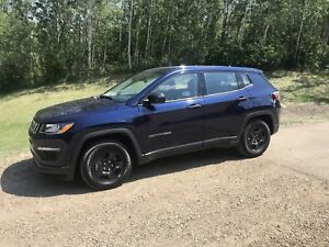 Look!!  2018 Jeep Compass New
