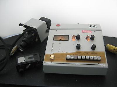 Leitz Vario Orthomat Camera Microphotography System