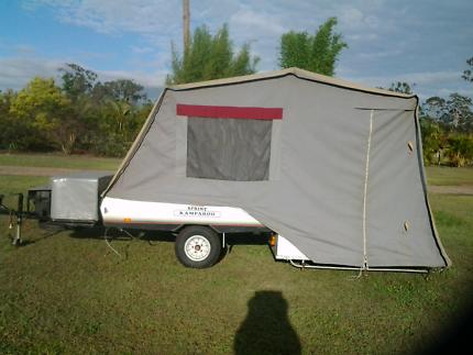 Camper Trailer Oakhurst Fraser Coast Preview