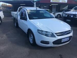 2012 FG Ford Falcon Tray Top Ute Bellevue Swan Area Preview