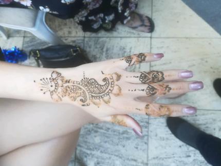 Tatoos henna mehendi