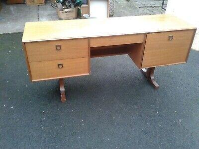 Gplan Vintage Teak Desk/Dressing Table