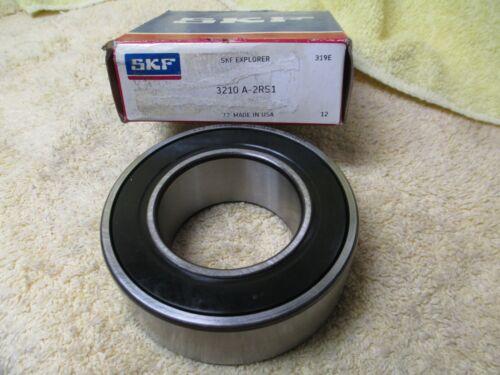 SKF 3210 A-2RS1  Double Row Ball Bearing, N.O.S.  50mm x 90mm x 30.2mm    B8