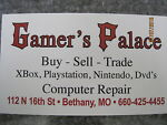 Gamer's Palace 64424