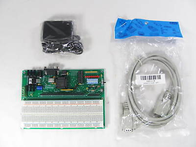 8051 Microcontroller Development Lab Pro-51 With Atmel At89c51rd2 New