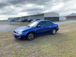 2003 Subaru Impreza Auto 4WD ((Warranty))