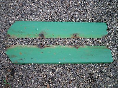 John Deere Gator Amt 600622626 Box Fenders Pair  Used