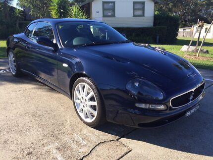 2000 Maserati 3200 Coupe