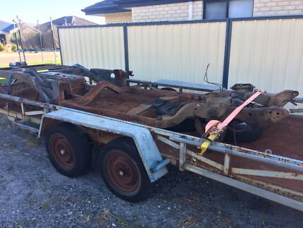 Hq one tonne chassis free
