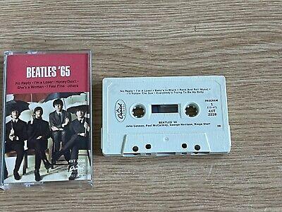 The Beatles '65 Cassette Capitol 1978