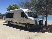 VW CRAFTER MOTORHOME Beachmere Caboolture Area Preview