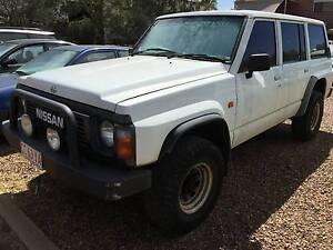 1992 Nissan Patrol Wagon Alice Springs Alice Springs Area Preview
