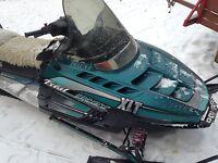 Polaris Indy XLT Dleux