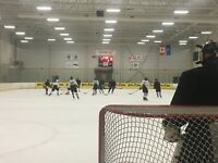 Daily Drop-in Hockey Games