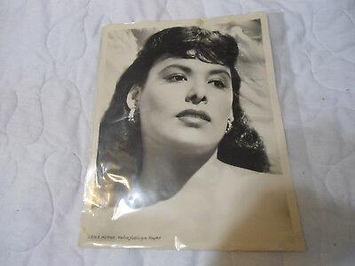 Lena Horne Vintage Photograph MGM 13x10