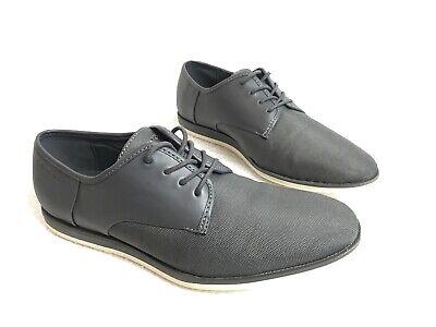 Calvin Klein Kadon 2 Dress Oxford Shoes, Men's Size 9, Gray