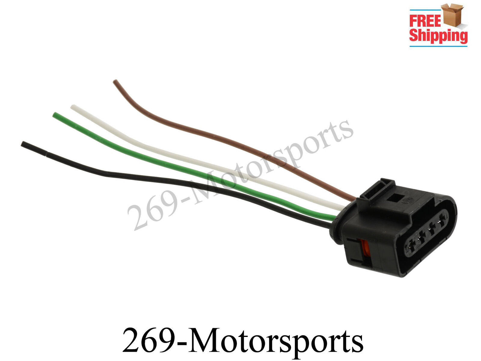 Ignition Coil Connector Repair Harness Plug Wiring Fits 4 Audi Vw Connectors 1 Of 4free Shipping Jetta Passat