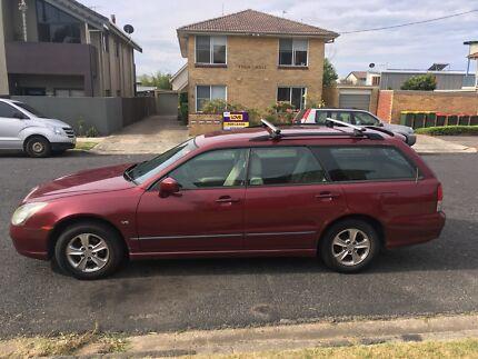 Mitsubishi Magna 04' wagon V6