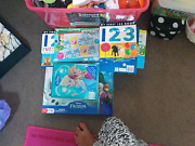 Heaps of toys, books puzzles for 0 to 3 year old. Fitzgibbon Brisbane North East Preview