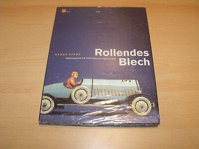 1849) Buch - Rollendes Blech - 2014 mit akt. Marktpreisen - selten