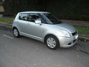 2005 Suzuki Swift Hatchback Klemzig Port Adelaide Area Preview