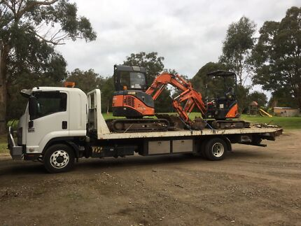 A & B Towing Tilt Tray Services