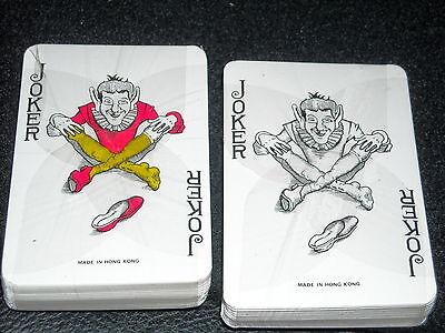 Idaho Power An Idacorp Company Playing Cards Score Pad Case Unopened Nice Joker