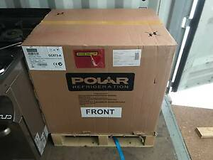 Polar GC873A commercial refrigerated countertop display fridge. Lisarow Gosford Area Preview