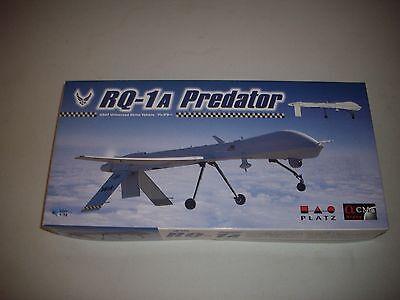 PLATZ RQ-1A PREDATOR DRONE PLASTIC MODEL 1/72