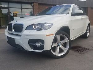 2011 BMW X6 35i NAVIGATION LEATHER SUNROOF 65K ONLY!!!