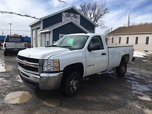 2007 CHEV SILVERADO 2500HD FULLY LOADED!!