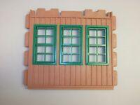 Playmobil ® Wand Fenster Tür für 4305 Güterbahnhof Güterabfertigung oder 3433