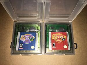 Nintendo Gameboy Color Zelda Games!