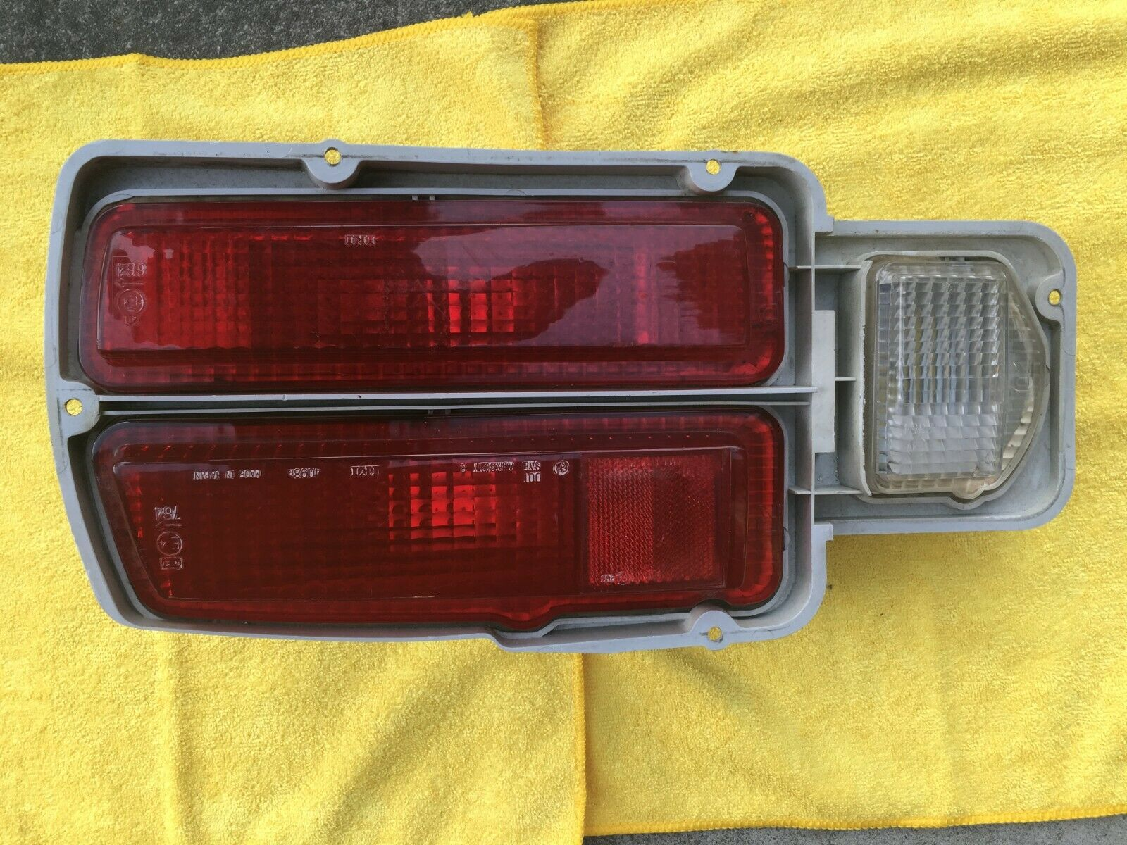 Datsun 260z/280z '74-78 Right Tail Light
