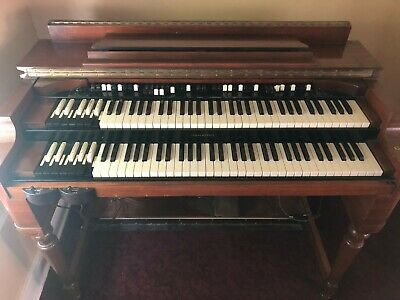 Hammond A with Leslie 51c and output Preamp, plays excellent