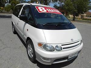1997 Toyota Estima Lucida X Limited Wagon Nailsworth Prospect Area Preview