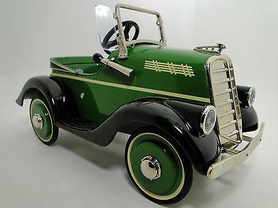 Pedal Car 1930s Chevrolet Hot Rod Rare Vintage Classic Sport Midget Show Model