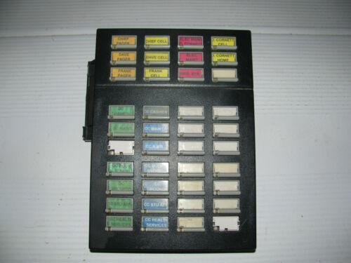 Tadiran Digital Programmable Expansion Module Dpem Coral Telephone 4409636000
