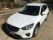 2013 Mazda CX-5 Manual MAXX petrol FWD MY14 ...PRICE REDUCTION!! Fraser Belconnen Area Preview