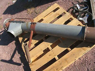 Hutch 8 Grain Bin Unloader Grain Leg